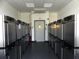 Incubator room (pic J. Rillig)